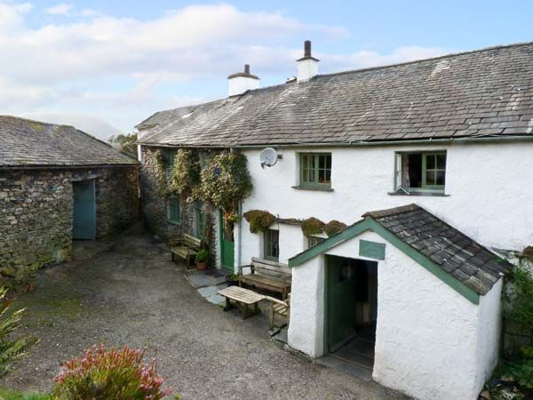 High Arnside Family Cottage, Coniston, Cumbria & The Lake District (Ref 10732)