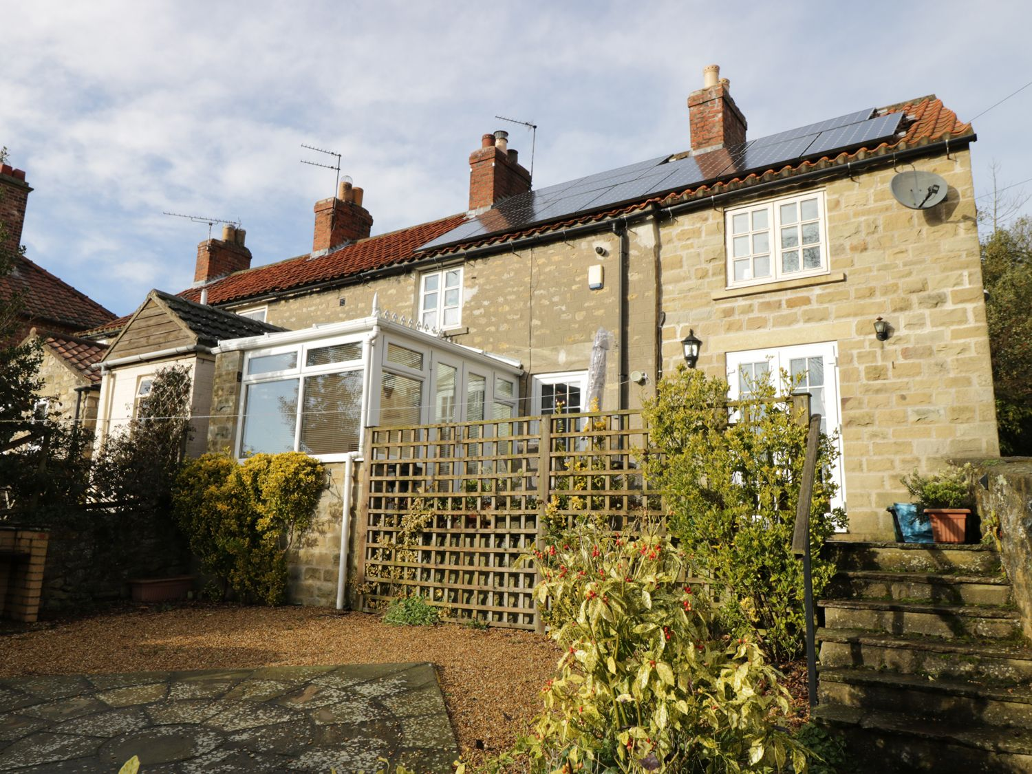 Photo of The Cottage ( Ref 12537 ) Ampleforth holiday cottage near Hovingham - Self catering near Howardian Hills North Yorkshire