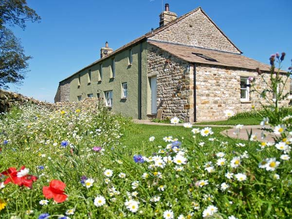 Higher Croasdale Farmhouse - Holiday Accommodation in Bentham North Yorkshire Three bedrooms Sleeps six people