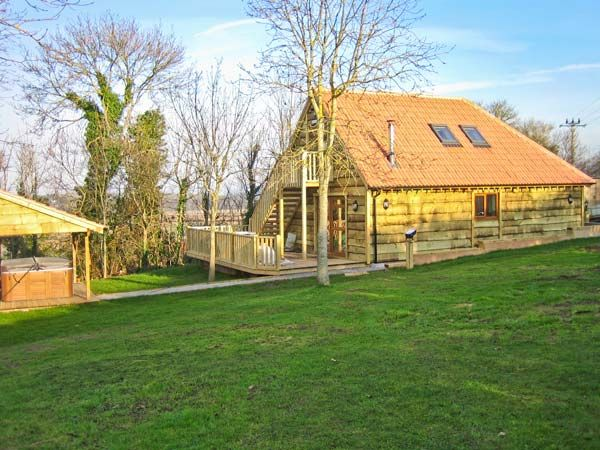 holiday let Washford Hazel Lodge