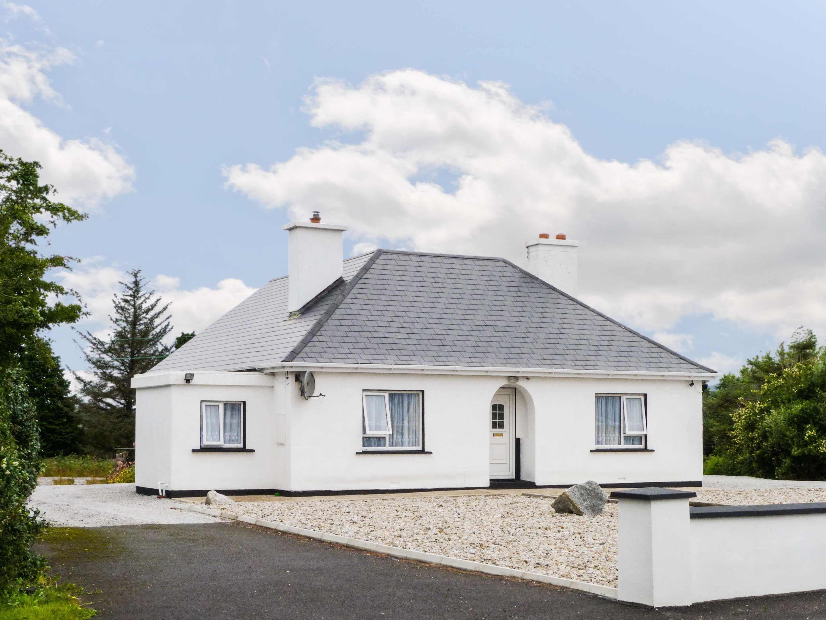 holiday let Dungloe, County Donegal Carnmore Cottage