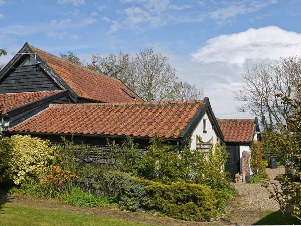 holiday let Pulham Market Ducksfoot Barn