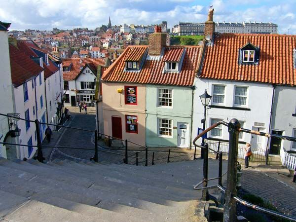 Photo of Church Cottage ( Ref 17142 ) Holiday accommodation in Whitby North Yorkshire