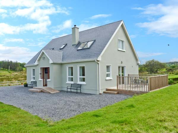 holiday let Mountcharles, County Donegal Crona Cottage