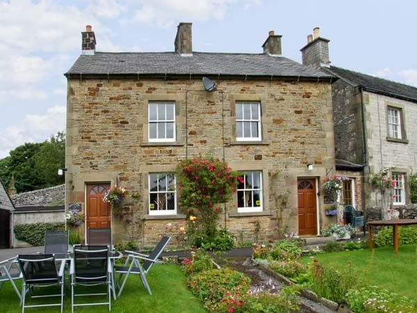 holiday let Hartington Birch Cottage