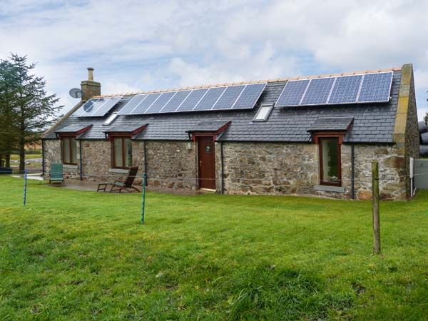 holiday let New Deer Woodside Bothy