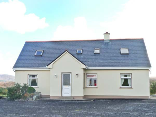 holiday let Carna, County Galway 1A Glynsk House