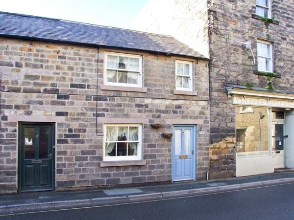 holiday let Bakewell Little Pudding Cottage