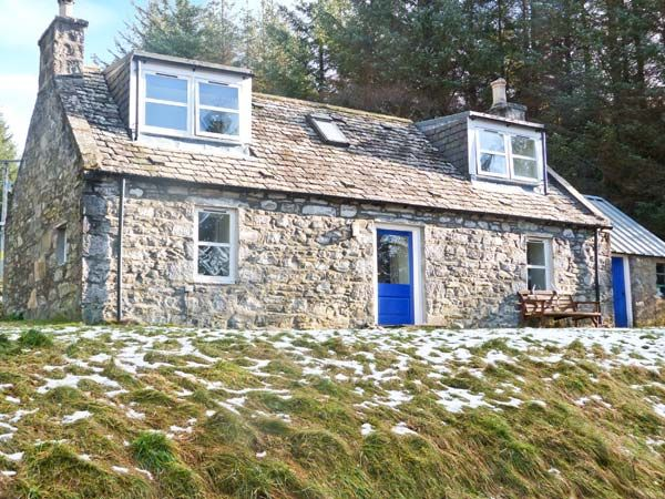 holiday let Tomintoul Myrtle Cottage