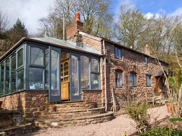 holiday let Hoarwithy Lavender Cottage