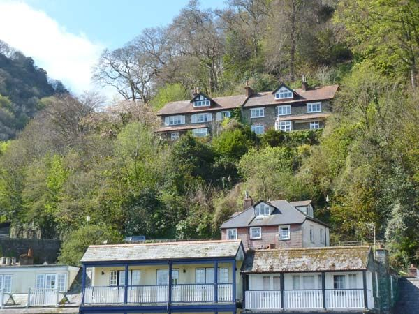 holiday let Lynmouth Bay View House