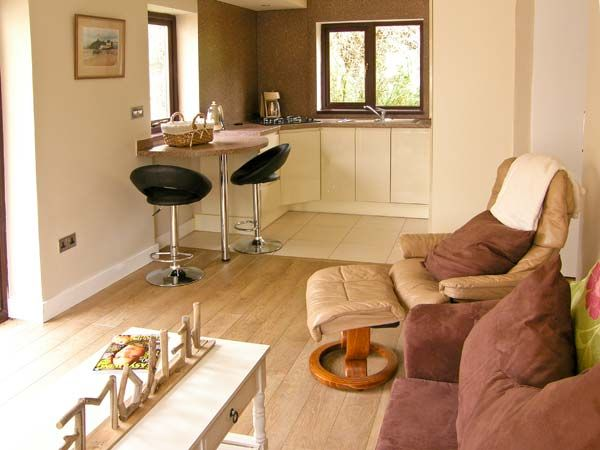 holiday let Saundersfoot The Garden Flat