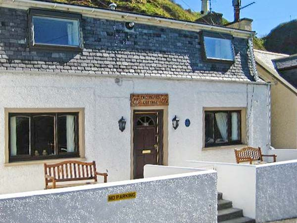 holiday let Gardenstown Two Bears Cottage