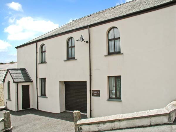 holiday let Calstock St. Andrews Hall