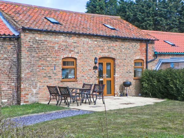 holiday let Louth Byre Cottage