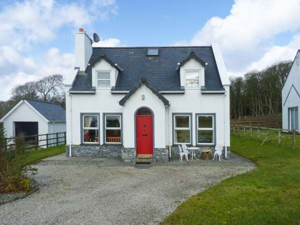 holiday let Culdaff, County Donegal Coney Cottage