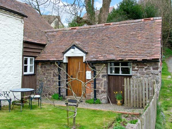 holiday let Picklescott Gate House Annexe