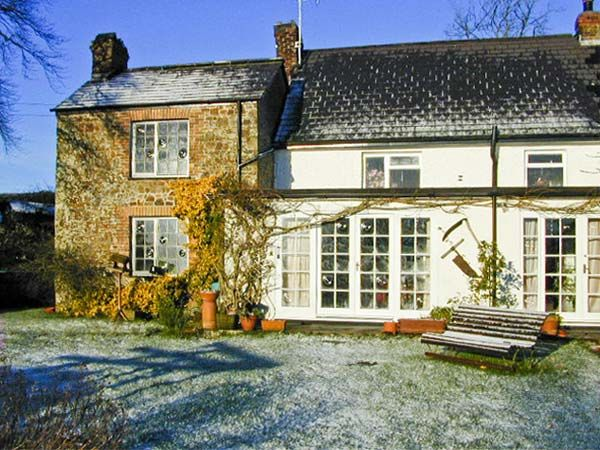 holiday let Holsworthy Coles Cottage