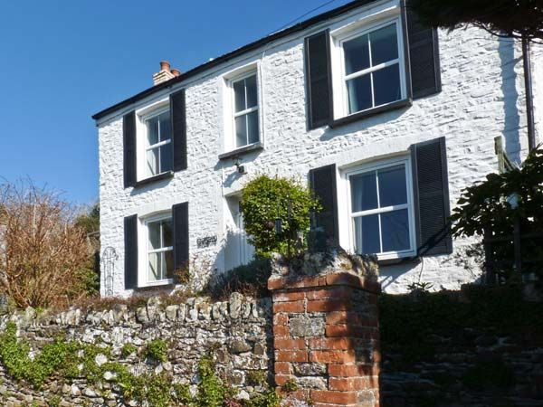 holiday let Combe Martin Gorwell House