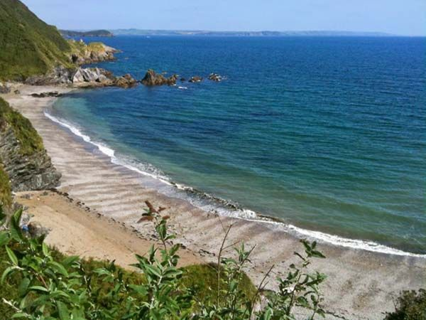 holiday let Mevagissey Stable by the Sea