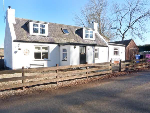 holiday let Aberlour Burnside Cottage