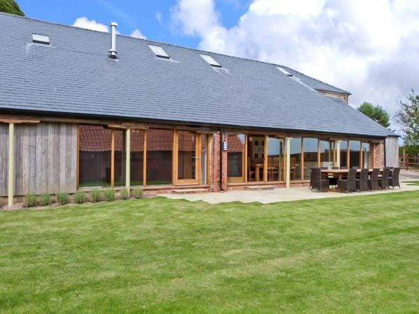 holiday let Horncastle Ranby Hill Barn