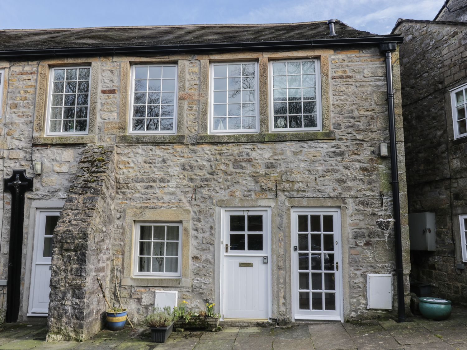 Mill Apartment in Airton near Malham North Yorkshire Three Bedrooms Sleeps Five Guests