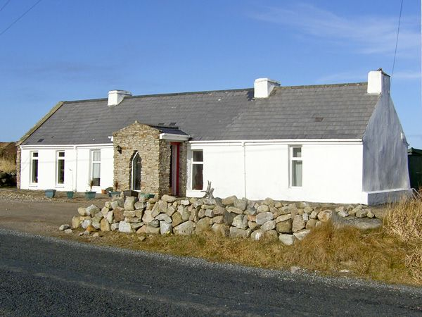 holiday let Gortahork, County Donegal Crannog Cottage