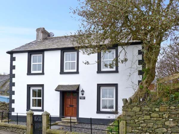 Church View Pet-Friendly Cottage, Broughton-In-Furness, Cumbria & The Lake District (Ref 6762)