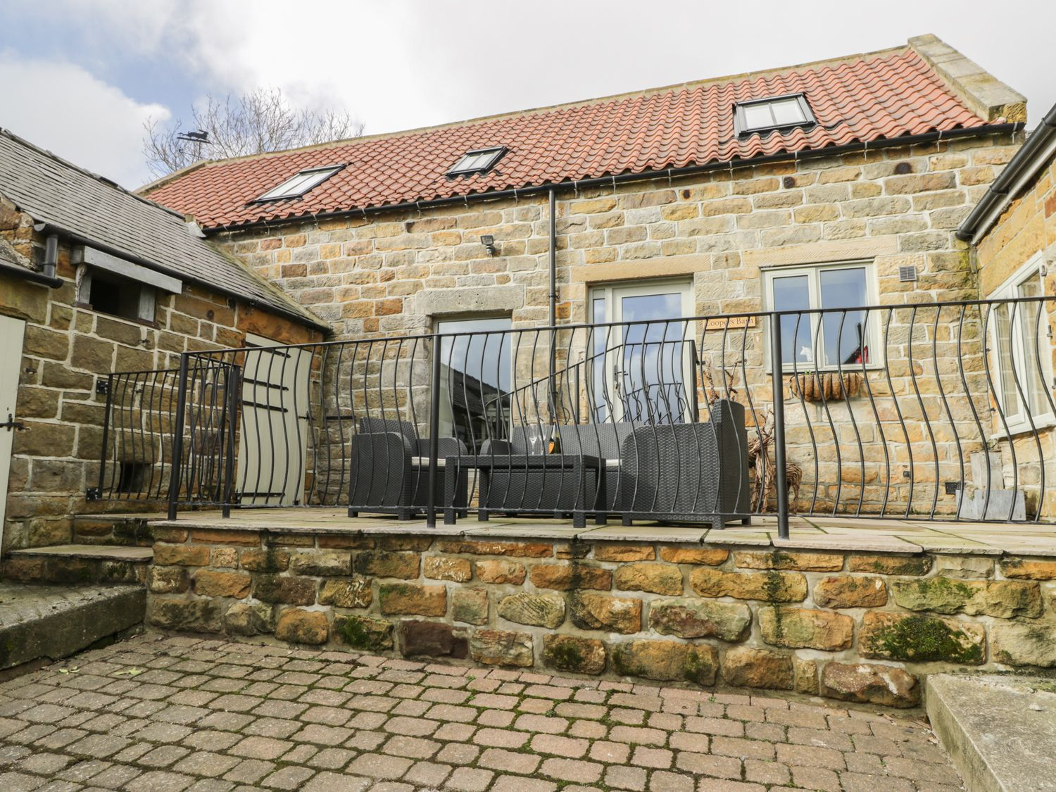 Photo of Coopers Barn ( Ref 906462 ) Aislaby holiday cottage - Self catering accommodation near Whitby North Yorkshire
