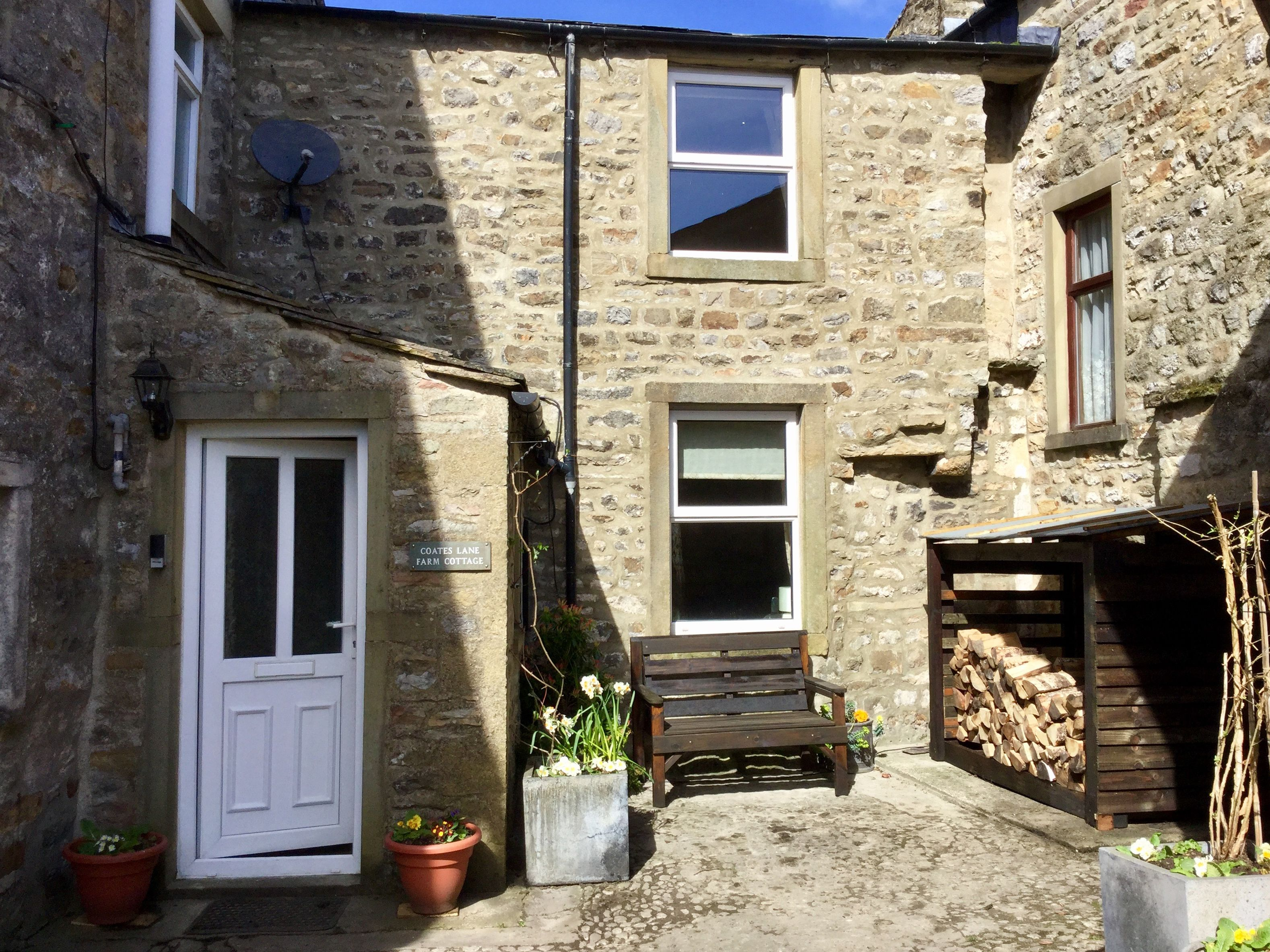 Photo of Coates Lane Farm holiday cottage in Starbotton near Kettlewell North Yorkshire