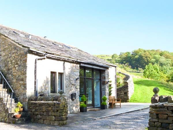 Photo of Hill Top Barn holiday cottage in Starbotton near Kettlewell North Yorkshire