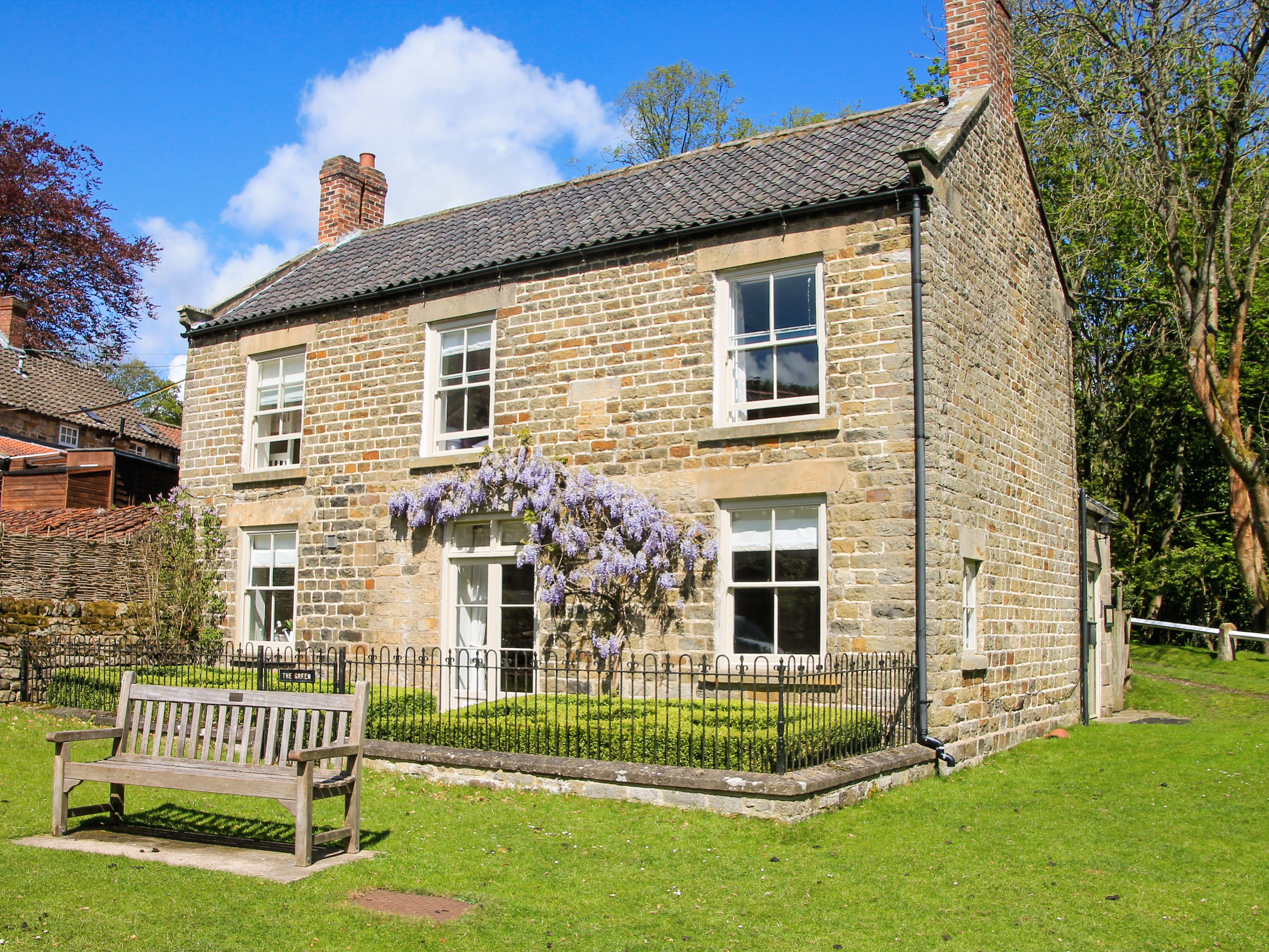 Photo of The Green ( Ref 947541 ) Lastingham Holiday cottage near Hutton le Hole - Accommodation in North York Moors National Park